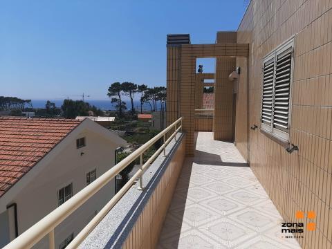 T3 c/ terraço - Canidelo - Vila Nova de Gaia