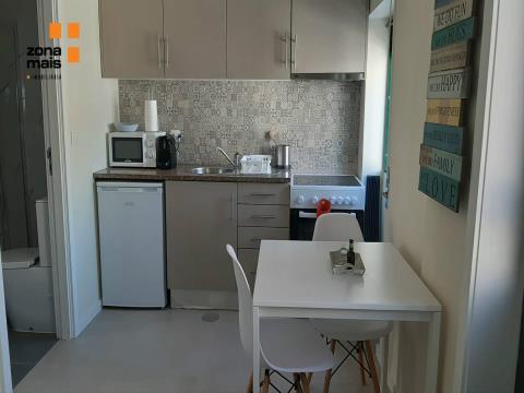 Moradia térrea T1 - arrendamento c/ despesas incluídas - Ramalde