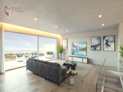 Apartamento T1 de qualidade única na Vila de Alcochete
