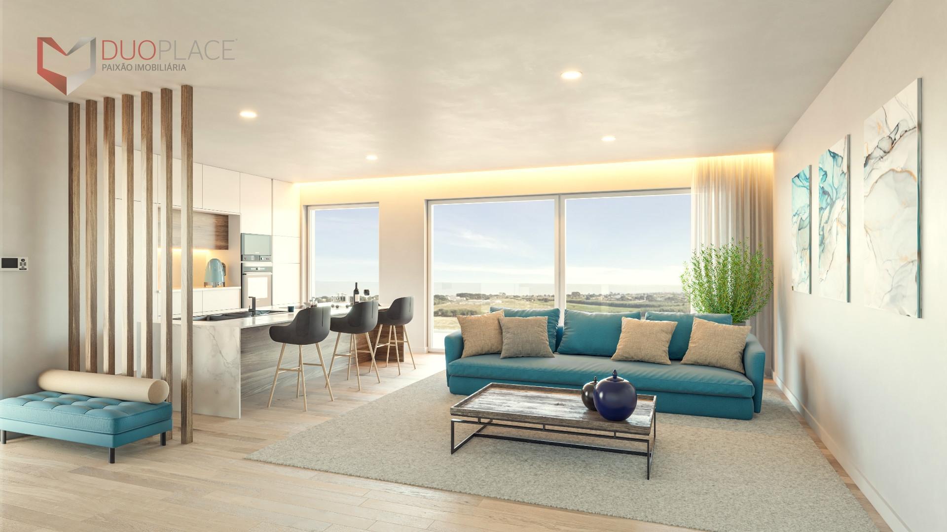 Excelente apartamento T3, com localização priviligiada na Vila de Alcochete