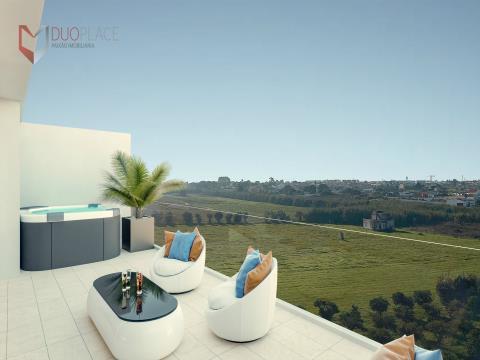 Apartamento T3 Duplex Único na Vila de Alcochete