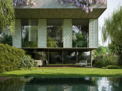 Unidade J - T4 Duplex - Casa Jardim - MGC720