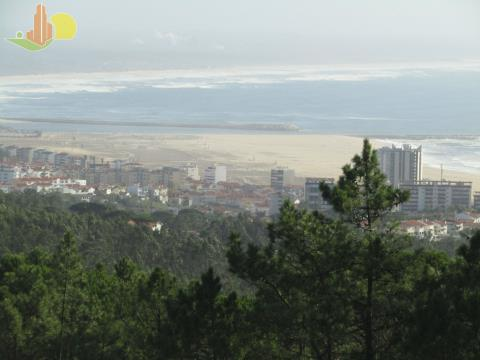 Terreno com Vista de Mar, Serra e Rio