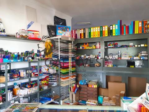 Pappersvaror / tobaksaffär