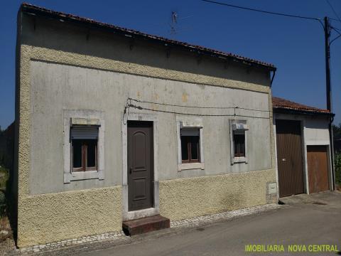 Maison à Restaurer 2 Chambre(s)+1