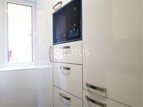 Brand new 2 bedroom flat in Arroios, Lisbon