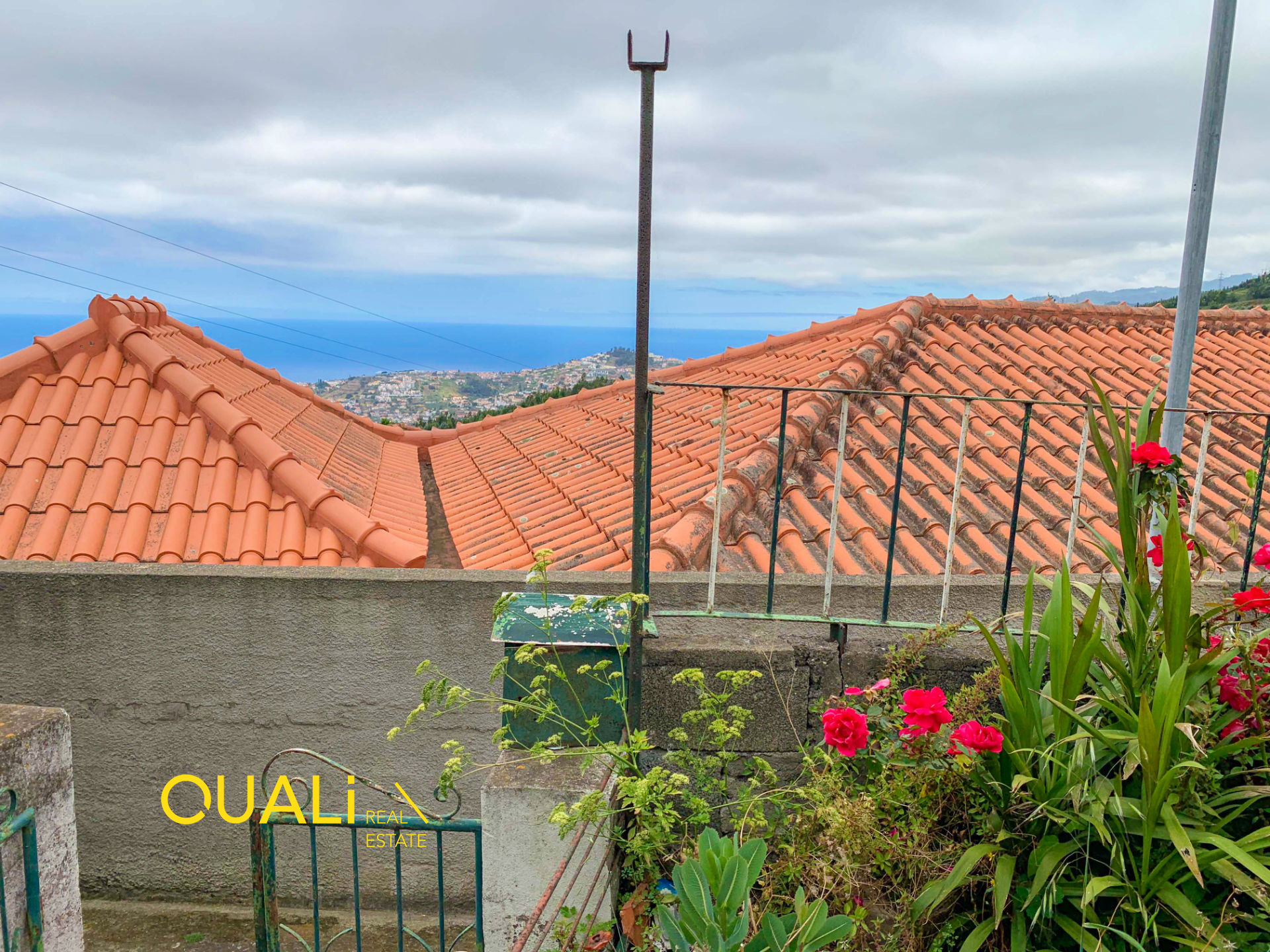 Casa 2 camere da letto da ricostruire in Monte - Isola di Madeira