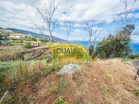 Grundstück 550 mts Das Hotel liegt in Gaula €50.000. Insel Madeira.