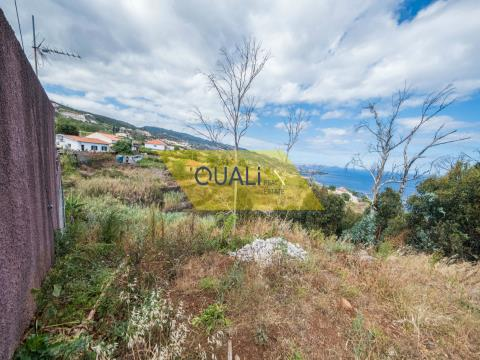 Terreno di 550 metri situato a Gaula € 50.000. Isola di Madeira