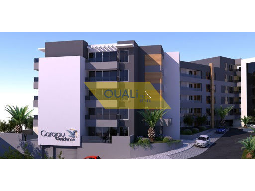 Appartamento con 2 camere da letto in vendita a Garajau - Caniço, inserito nel Residence Garajau - I