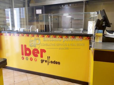 Restaurante Take-Away para venda em Monte Gordo