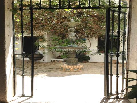 Pátio de la Jaboneria ou Palácio do Marquês de Ayamonte