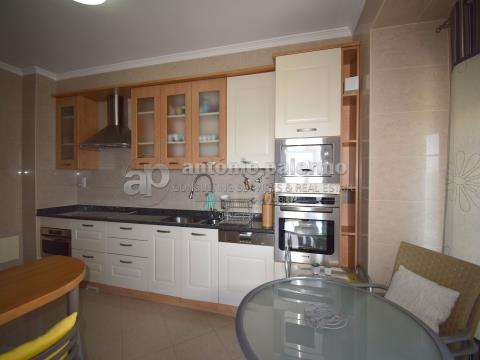 Three + two bed duplex apartment for sale