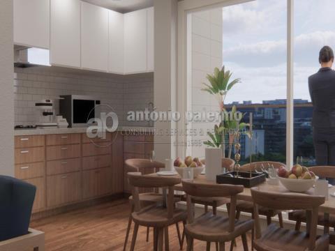 Appartement de deux chambres à vendre