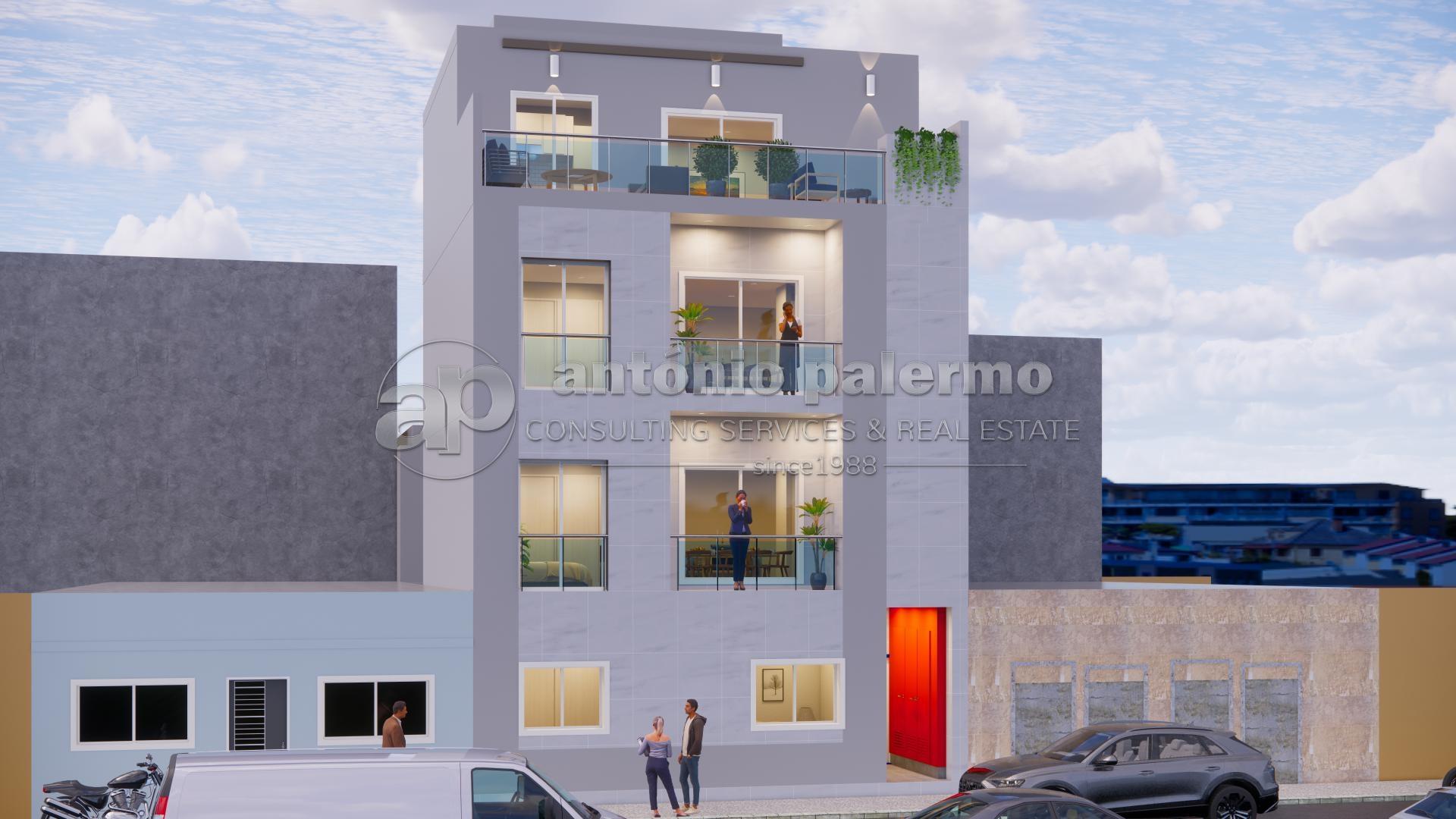 Appartement avec une chambre à vendre