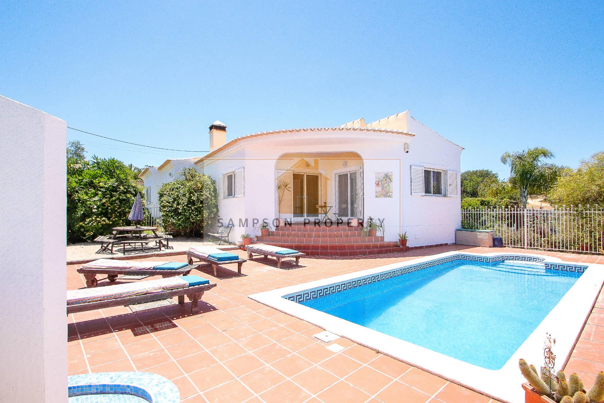 Villa T3 for sale Carvoeiro