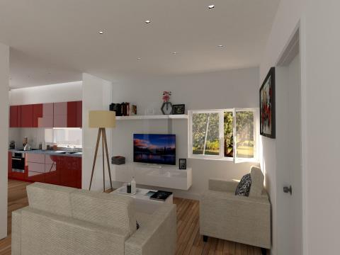 Apartamento T1 DUPLEX