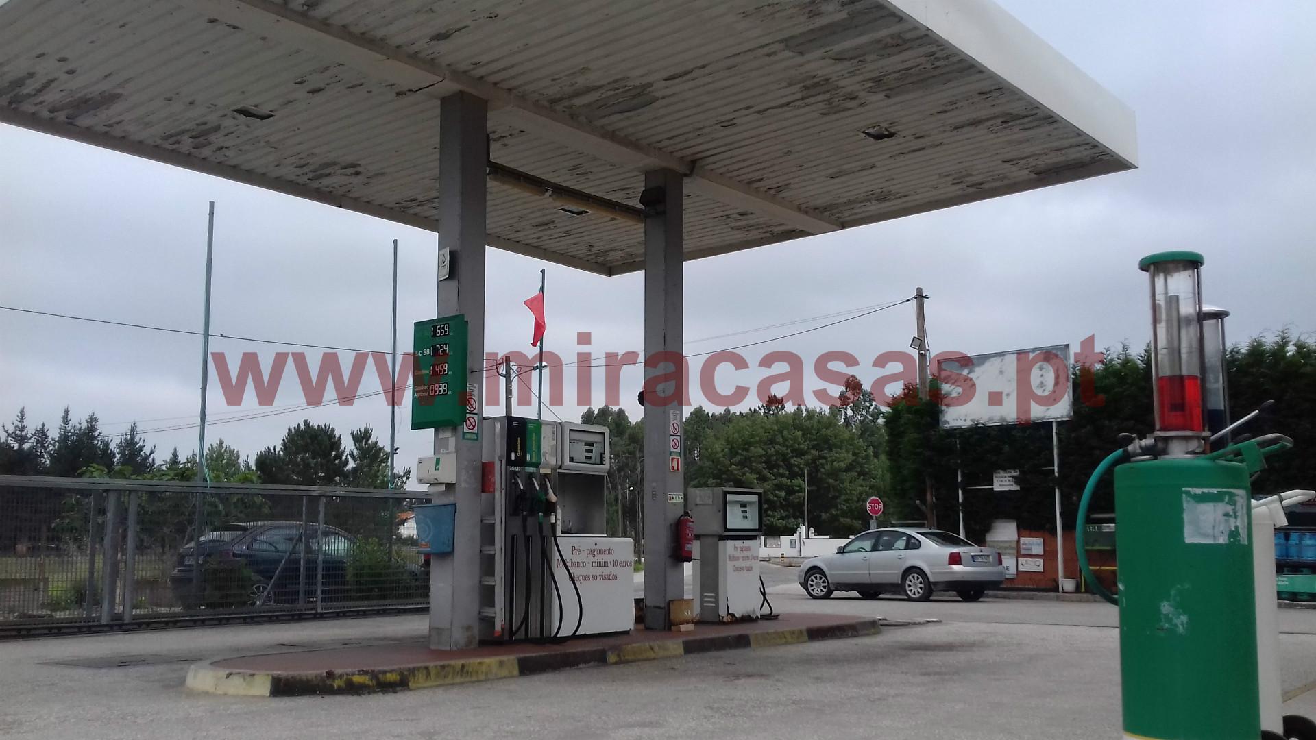 Posto Abastecimento Combustível
