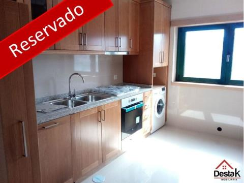 Apartamento T2 Dupléx com excelentes acabamentos