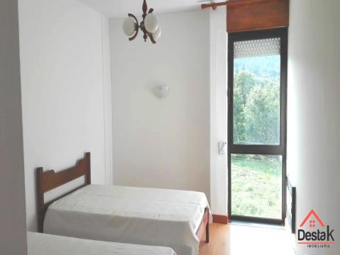 Apartamento T1 nas termas para arrendamento próximo de Vouzela