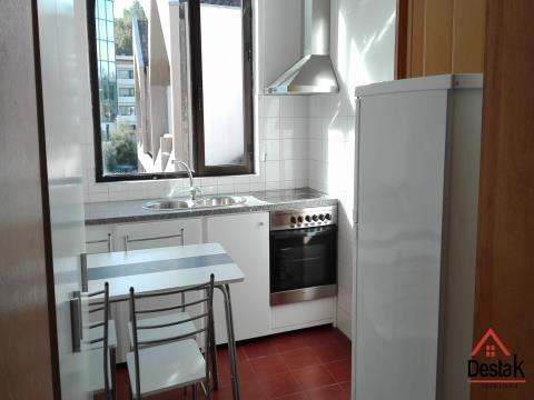 Apartamento T0 nas Termas de São Pedro do Sul, 5 minutos de Vouzela