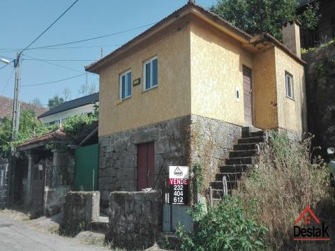 2 bedroom villa for sale in Ventosa, Vouzela.