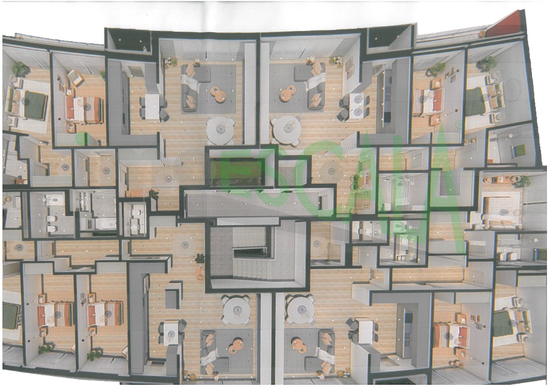 Lussuoso appartamento con 3 camere da letto a 10 minuti da Lisbona