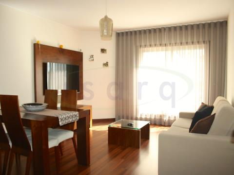 Apartamento T1 no Polo Universitário Porto