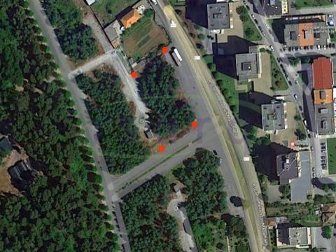 3 terrenos para construção com excelente localização