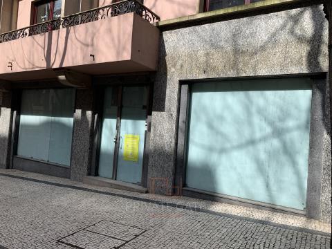 Loja centro do Porto
