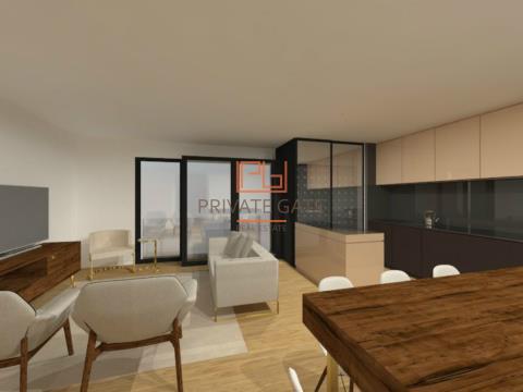 Apartamento T2 Antunes Guimarães
