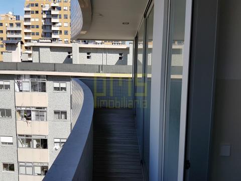 Apartamento T3 Rua da Venezuela, Porto