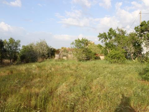 Fantastic plot of land in the area of Carvoeiro, with ruin
