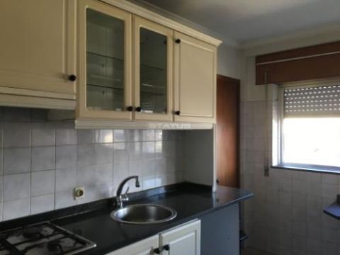 Apartamento T3 Com Varanda em Bougado