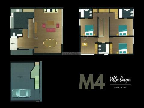 дом T4