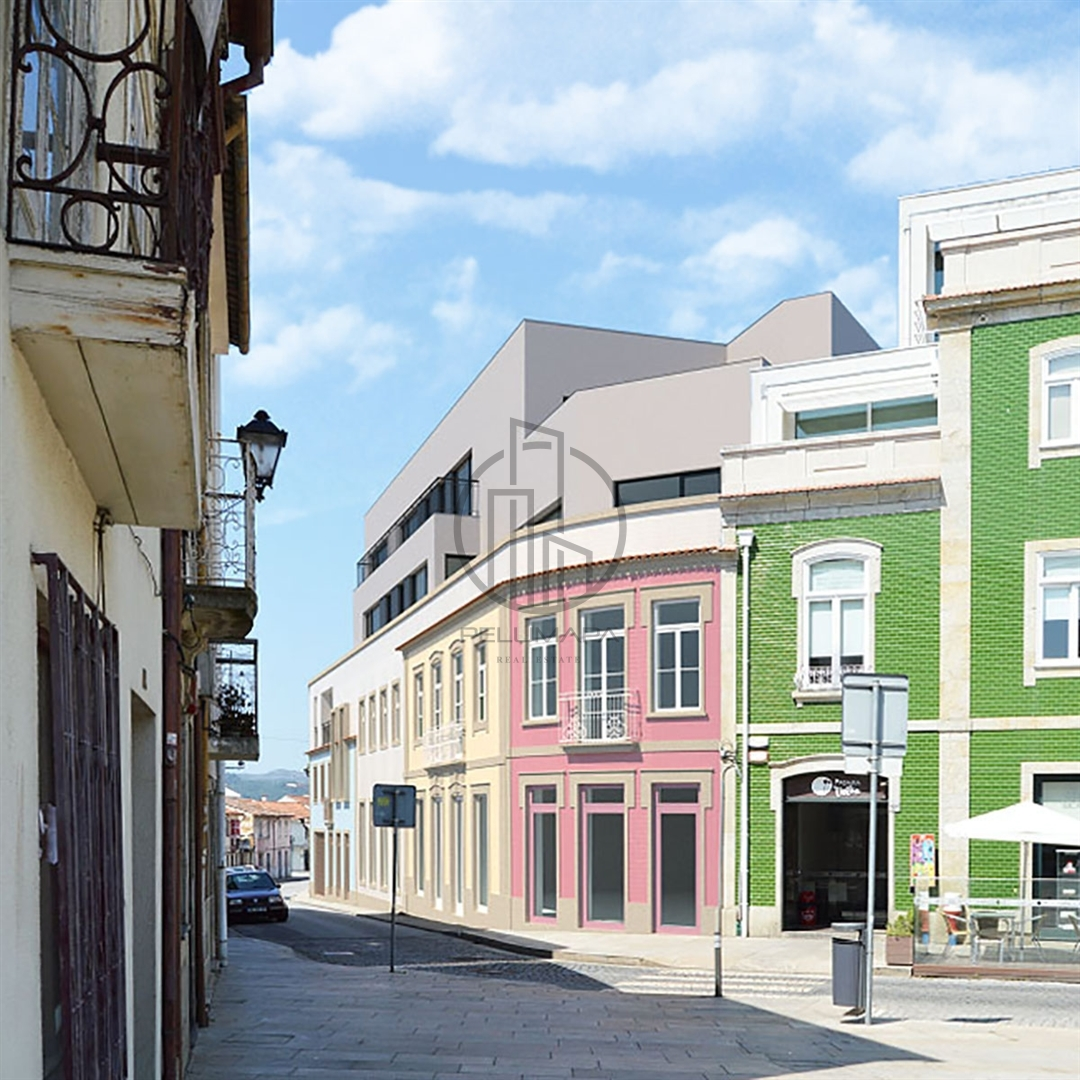 Apartamento T2 de luxo no centro de Barcelos