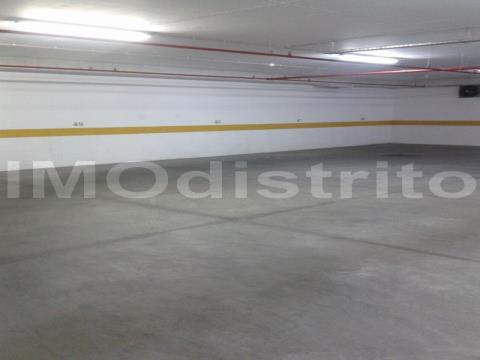 Garaje apartamento