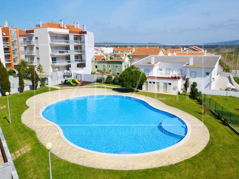 MS BS - São Martinho do Porto - Luxury 3 bedroom apartment / 8 PAX, swimming pool