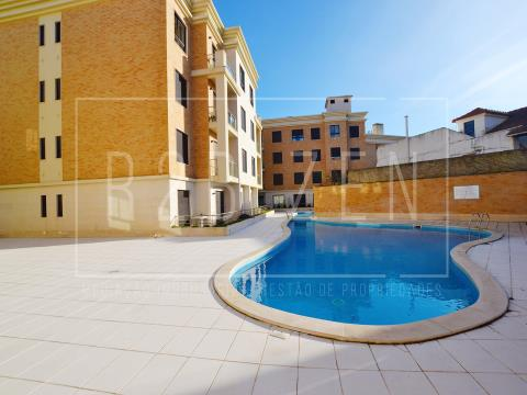 JLPR - 1 bedroom apartment with pool, 100 meters from the Bay