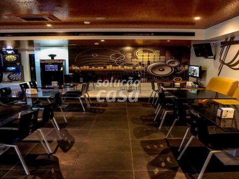 Snack Bar no Centro de Gaia