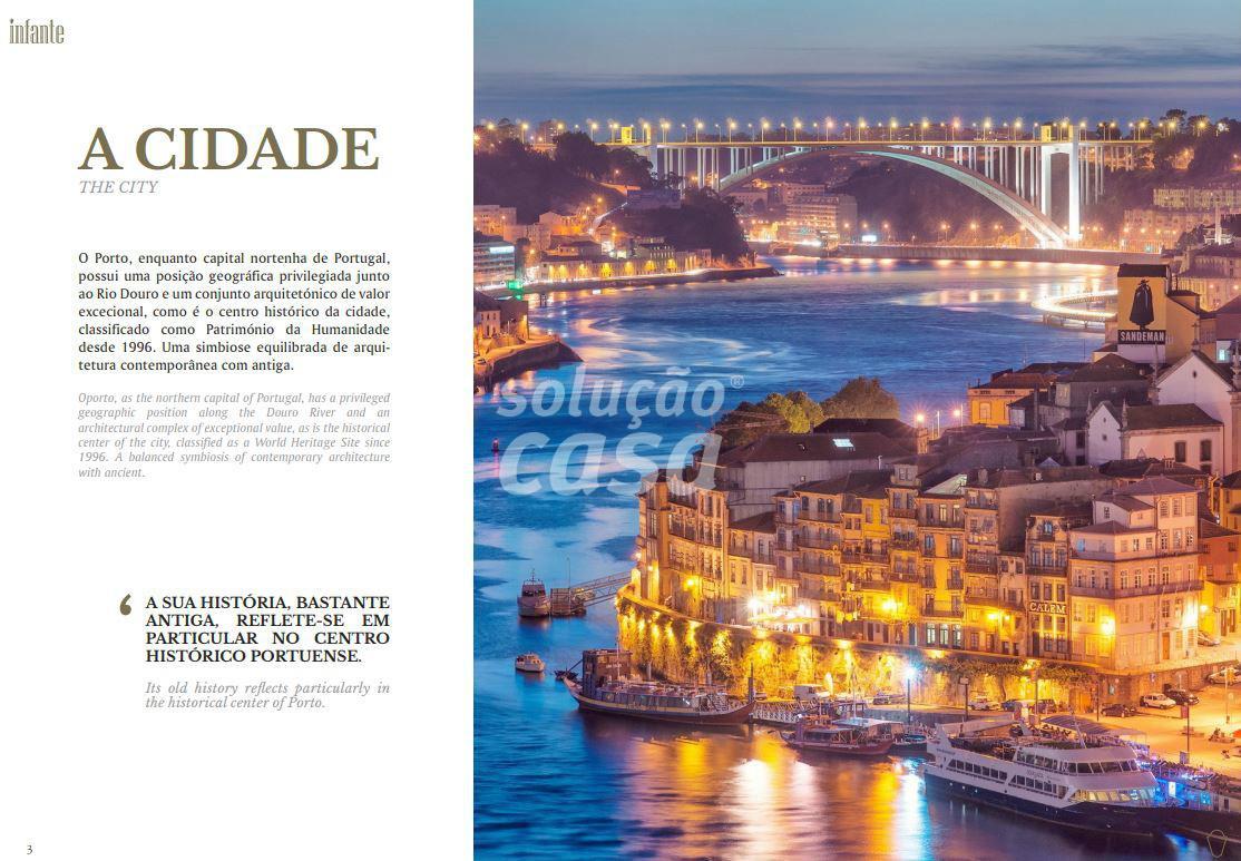 T2 luxuoso Ribeira Porto