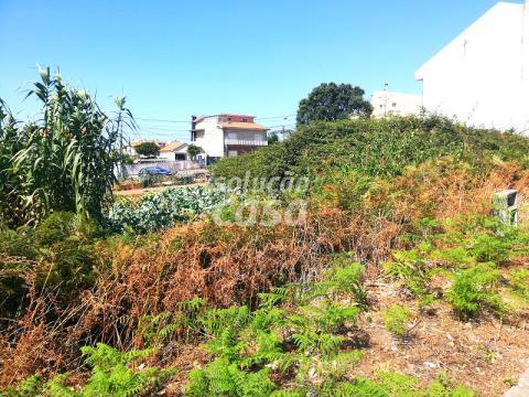 Terreno para Construção na Praia de Canidelo.