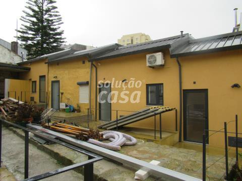 Moradia T1 para arrendamento no Porto, no Carvalhido