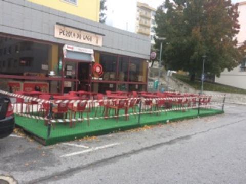 Café - Zona Baixa da Covilhã - Estação
