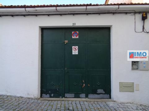 Garagem - Centro da Covilhã