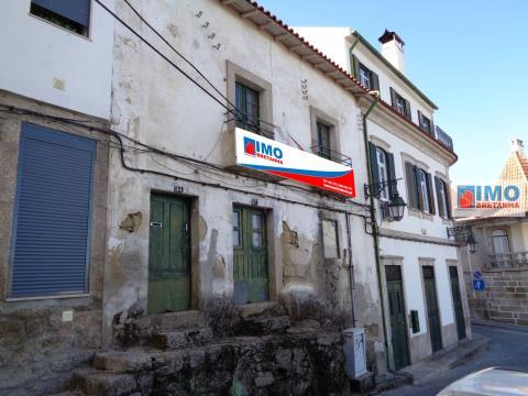 Moradia - Centro da Covilhã - Investimento