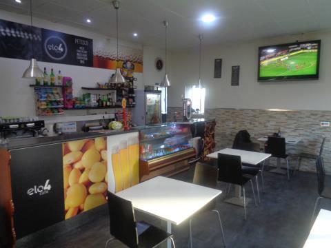 Trespasse - Café Zona Baixa da Covilhã