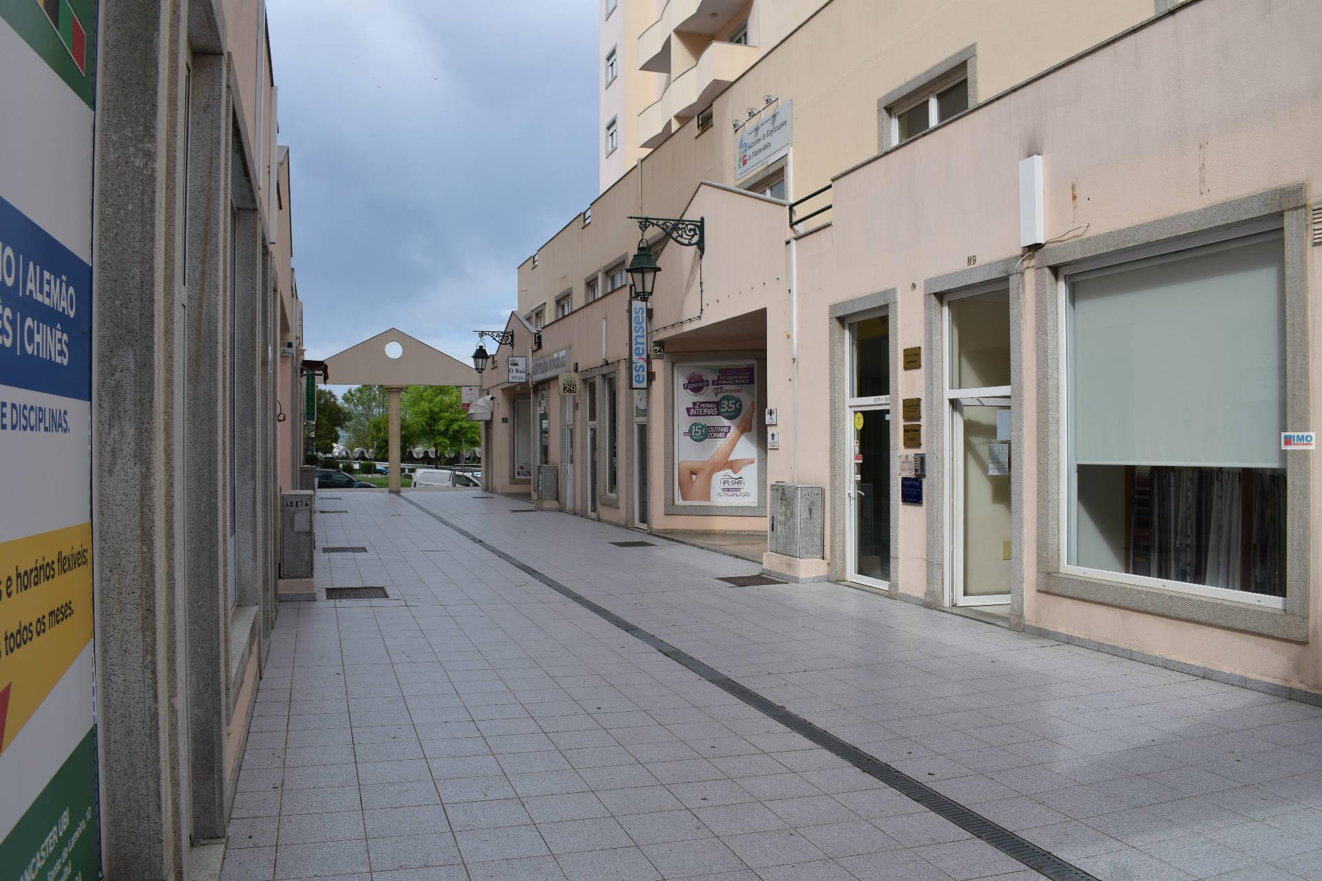 Loja / Espaço Comercial - Anil - Covilhã