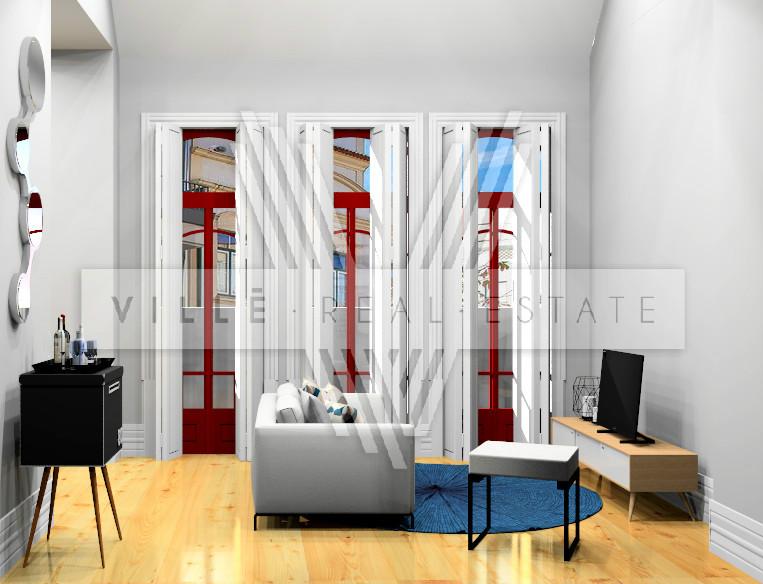 Apartamento T2 DUPLEX - Glória e Vera Cruz, Aveiro - Venda