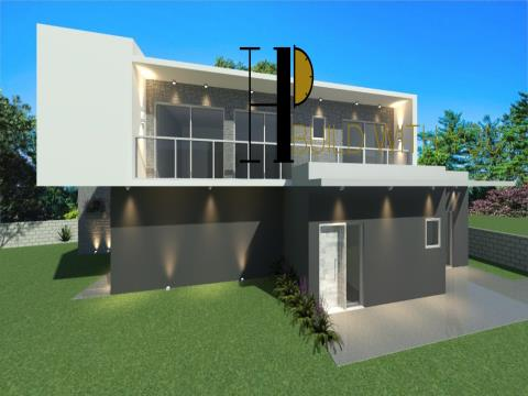 MARÃO - Detached 2 floors house 3+1 bedrooms – straight lines